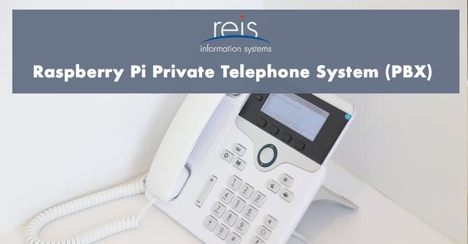 raspberry pi private telephone system