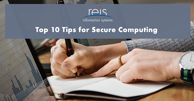 tips for secure computing
